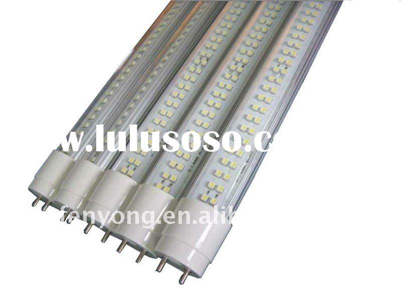 2011 Hot sale UL certified led fluorescent tube lamp T8 with single pin