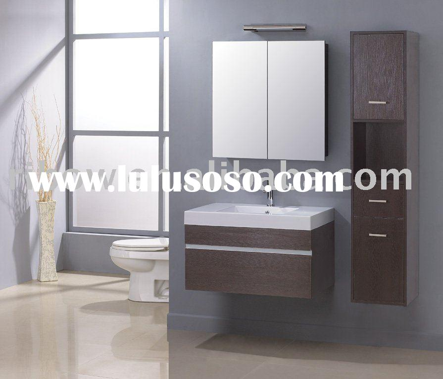 2011 Morden Bathroom furniture in grainy V21180-1