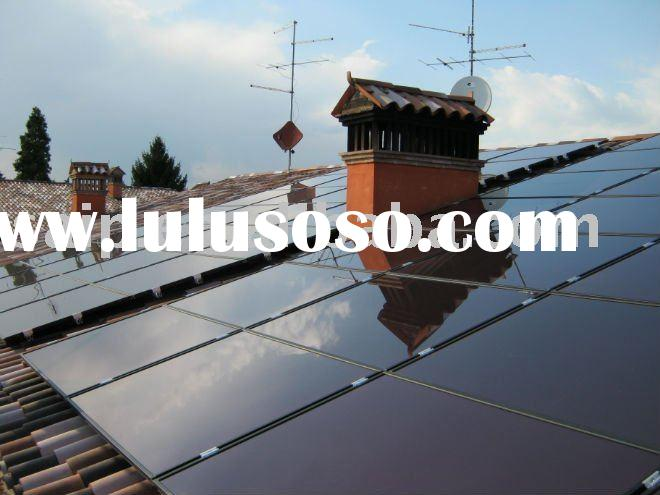 2011 NEW reasonable cost thin solar panel
