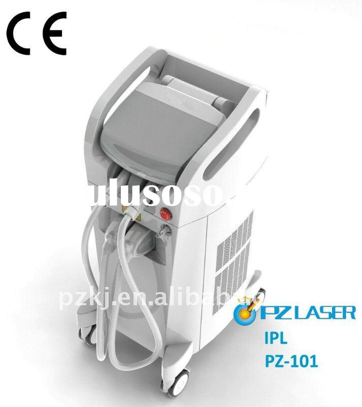 2011 hottest CE, FDA, TUV approved laser hair removal machines
