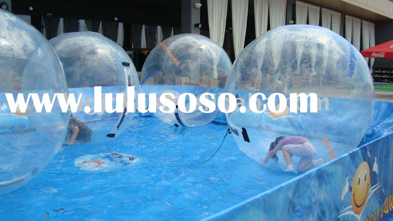 2011 inflatable walking ball,water walk ball,walk on water plastic ball