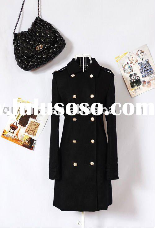 2011 wholesale fashion coats and jackets for women