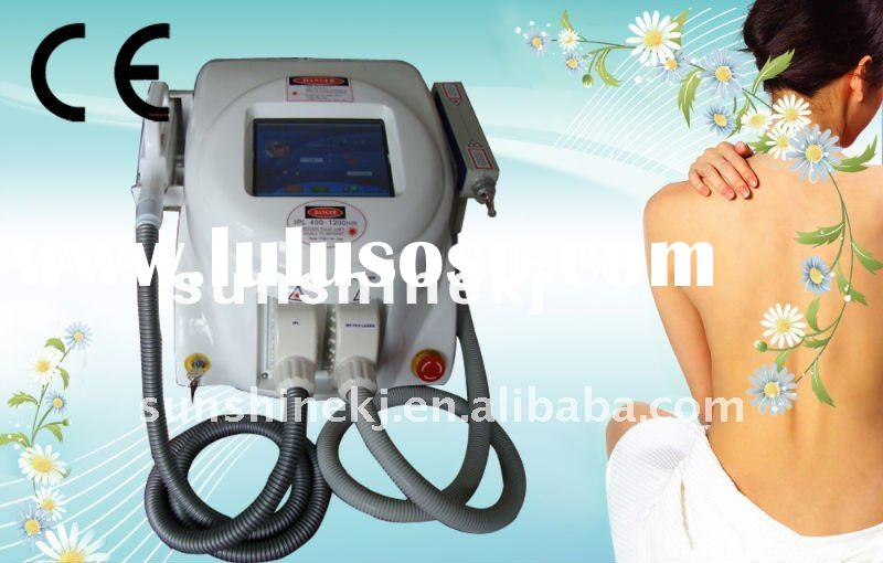 2012 hottest Portable IPL Laser hair removal machine
