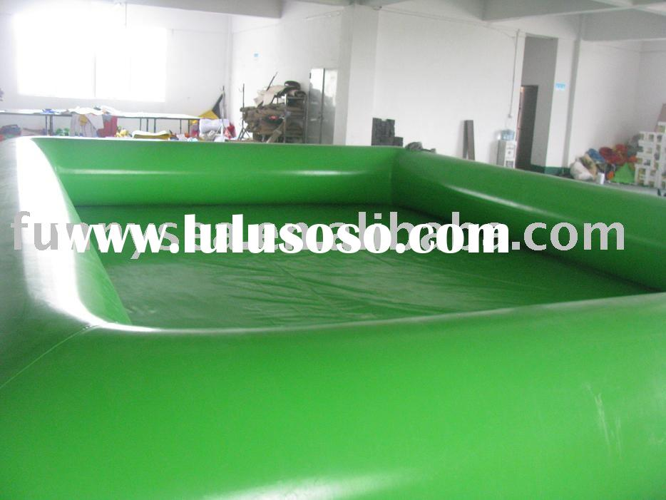2012 inflatable swimming pool and water ball