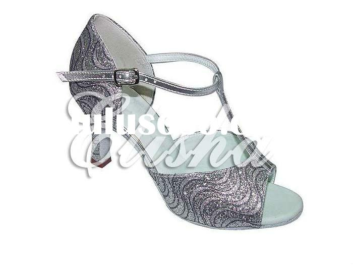 2012 new style ladies latin ballroom salsa dance shoes
