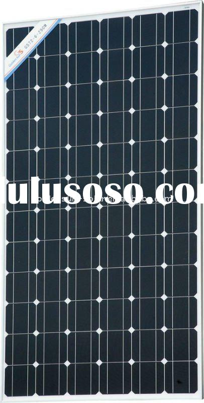 270 watt monocrystalline solar panel module price