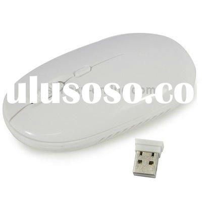 2.4GHz Wireless Optical Mouse with USB Mini Receiver