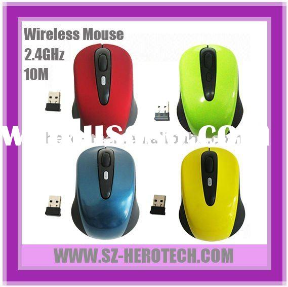 Esource 2.4 Ghz Wireless Optical Mouse Drivers Download