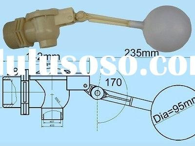 "2 "" float ball valve (water tank use)"