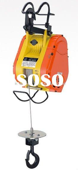 300kg small electric winch