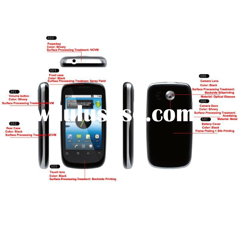 3G Android 2.2 SmartPhone Mobile Phone Cell Phone Support WIFI & GPS With Touch Screen Bluetooth