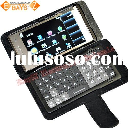 3.6-inch Touch Dual JAVA Qwerty Game TV Mobile Phone N9