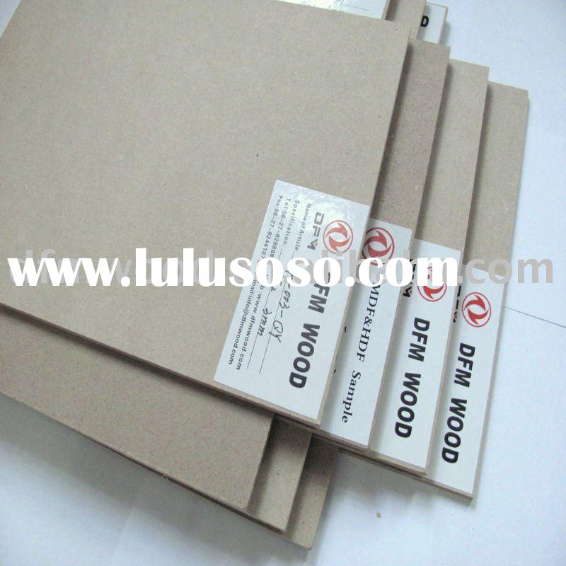 Weight of mdf board