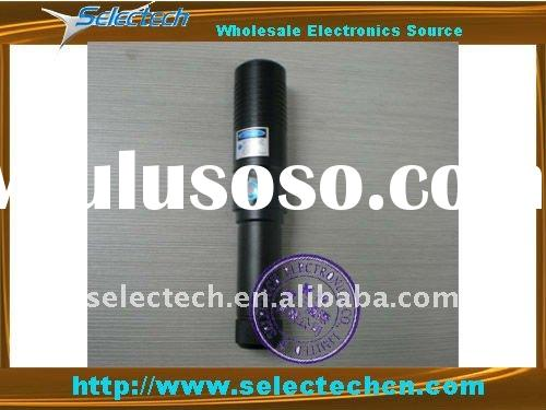 450nm 1000mw portable high power blue laser pointer flashlight with key switch SE-B1008