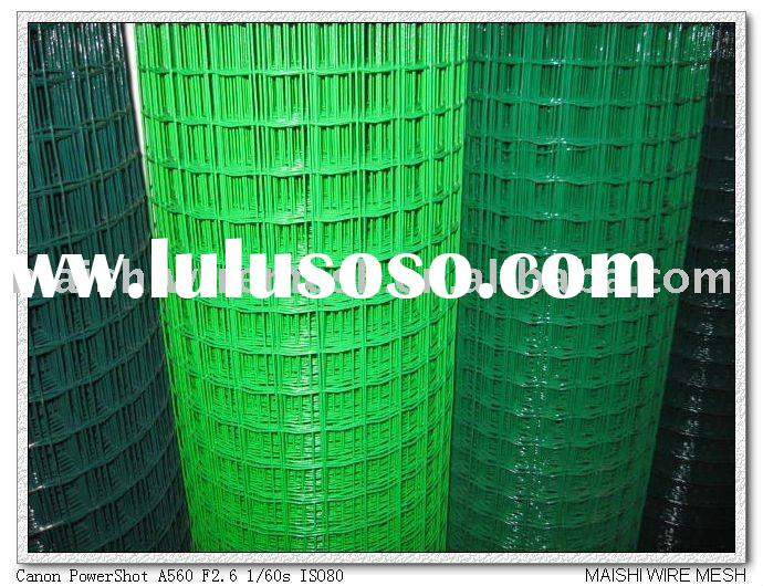 "4""x4""opening PVC Coated Welded Wire Mesh"