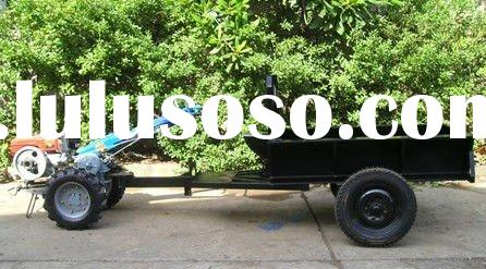 4x4 Diesel Tractor Agricultural Machinery Small Farm Tractor Implements Farm Walking Tractor