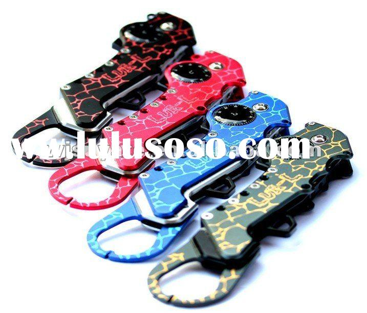 5 colors TOP quality 28.5cm LUA-L Dragon fish lip grip,fishing pliers,Alloy,aerialmetal,resist corro