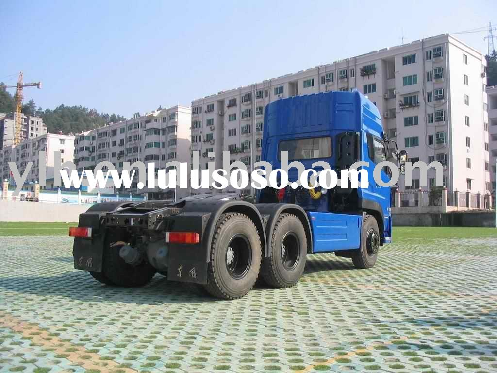 6X6;6X4 Tractor Truck tractor towing truck