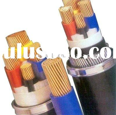6/6kv~26/35kv XLPE insulated electrical cable specifications
