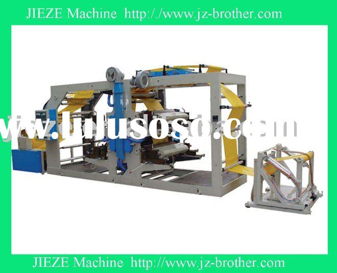 6-color PP woven bag printing machine