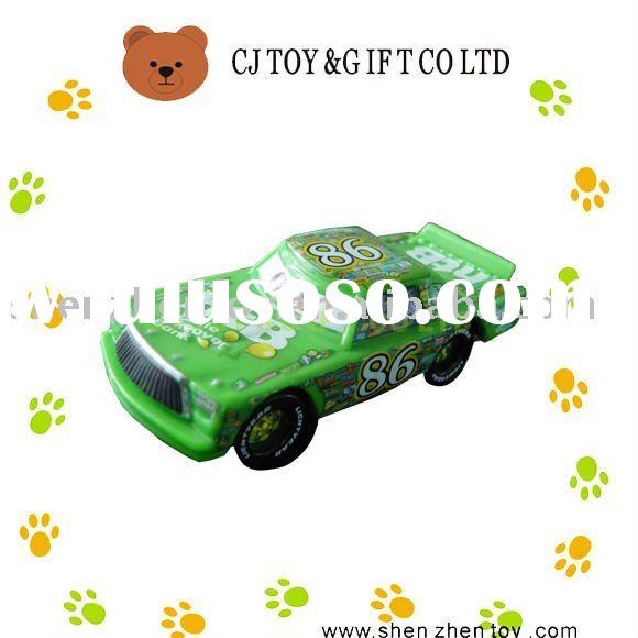 ABS plastic material car