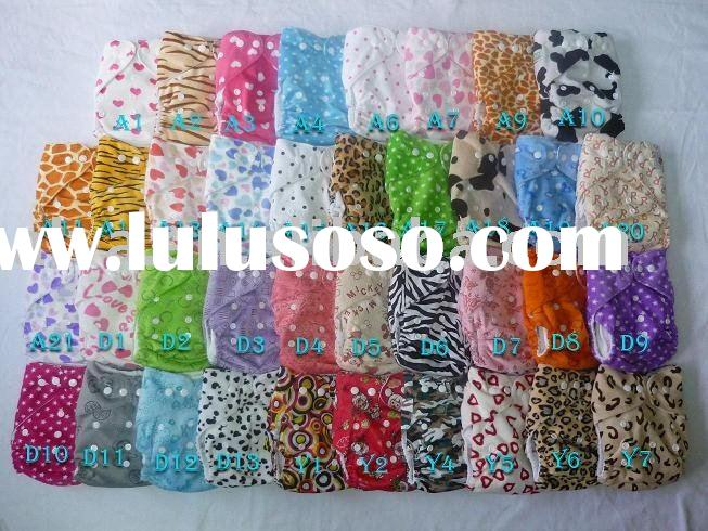 ALVA cloth diapers one size