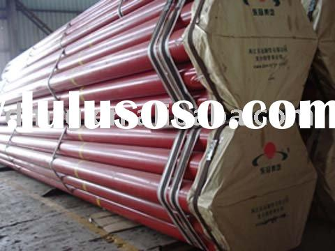 ASTM A 106/ ANSI/ASME B36.10M seamless high-temperature carbon steel pipes