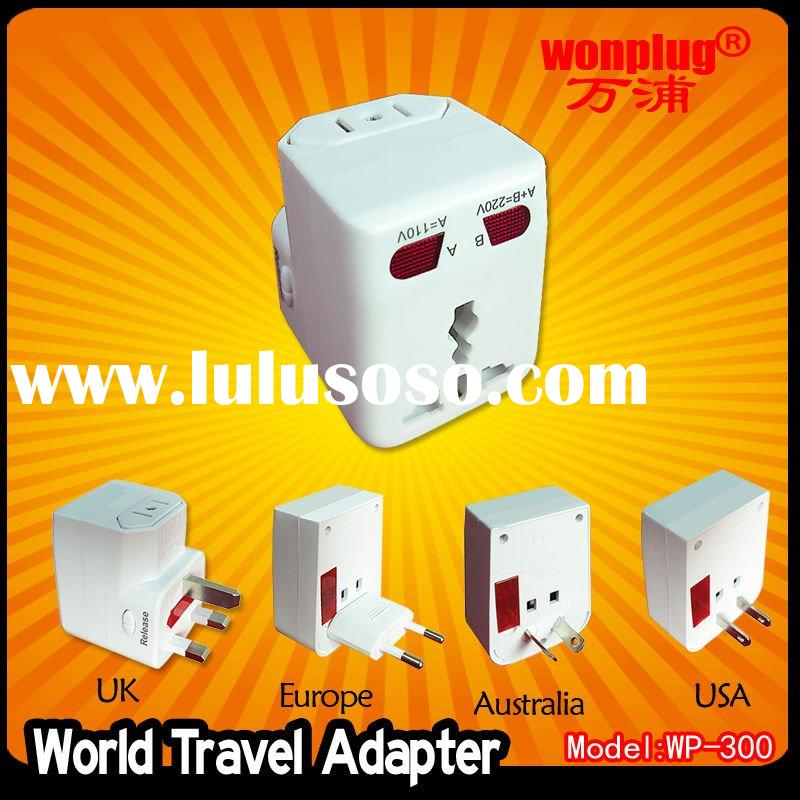 ATLONA UNIVERSAL AC POWER PLUG ADAPTER FOR USA and CANADA