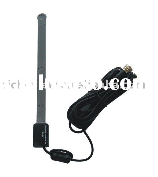 Active Digital TV Car Antenna (DVB-T/ATSC/ISDB-T)