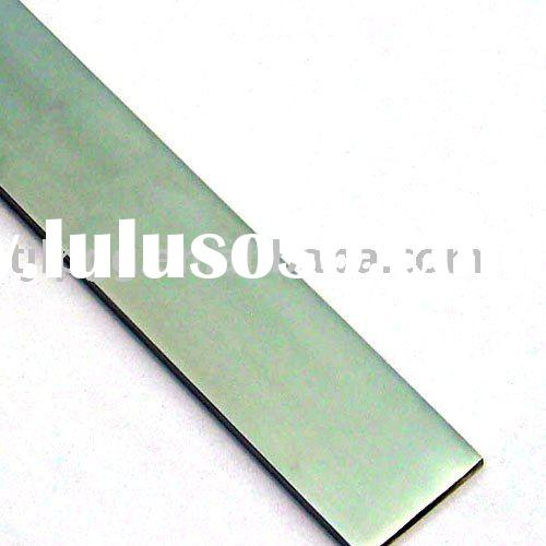 Alloy flat steel bars