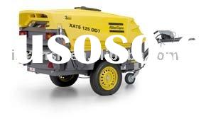 Atlas Copco Oil-injected rotary screw compressors,XA(T,H)S 70-185 KD7/DD7
