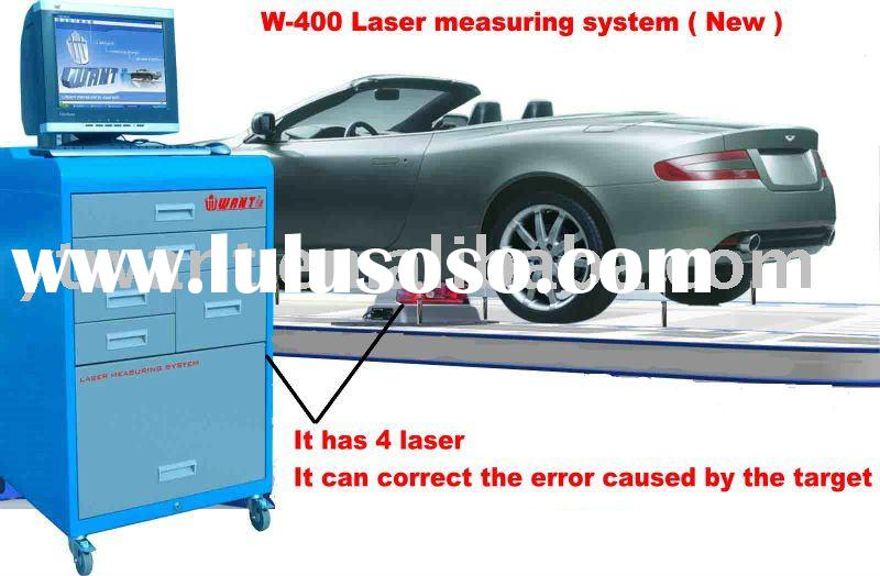 Auto Body Laser Measuring System