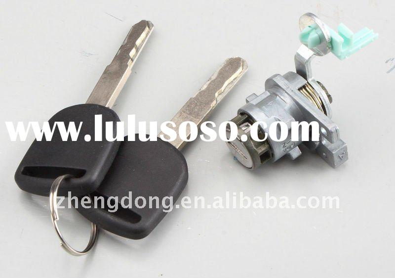 Auto Lock Set,Ignition Switch, Honda Door Cylinder,left door lock, door lock cylinder, car spare par