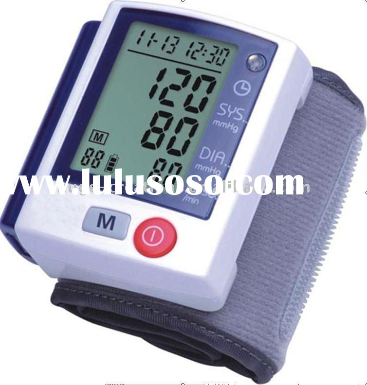 Automatic Wrist type Blood Pressure Monitor HC-E100 digital blood pressure monitor