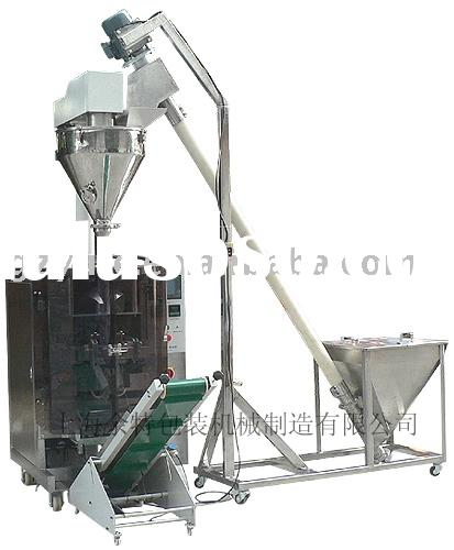 Automatic powder packing machine / coffee / milk powder packaging machinery