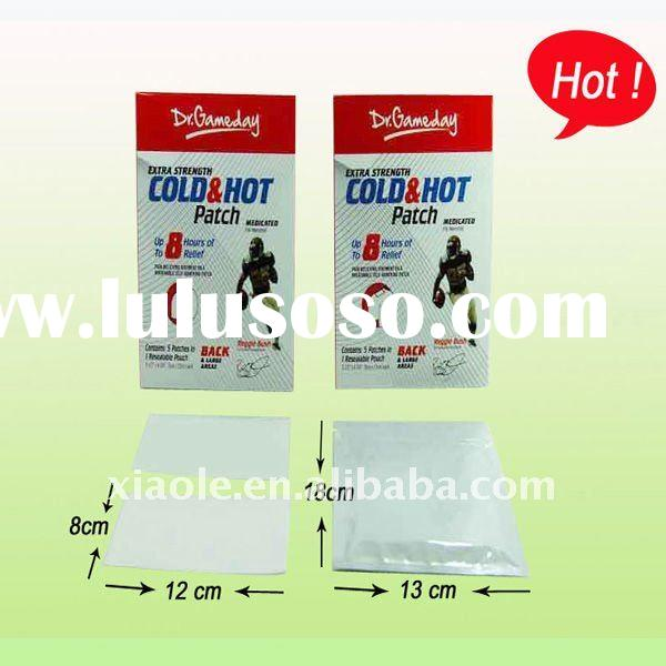 Back pain relief patch for curing Bone, Joint and Muscle pain