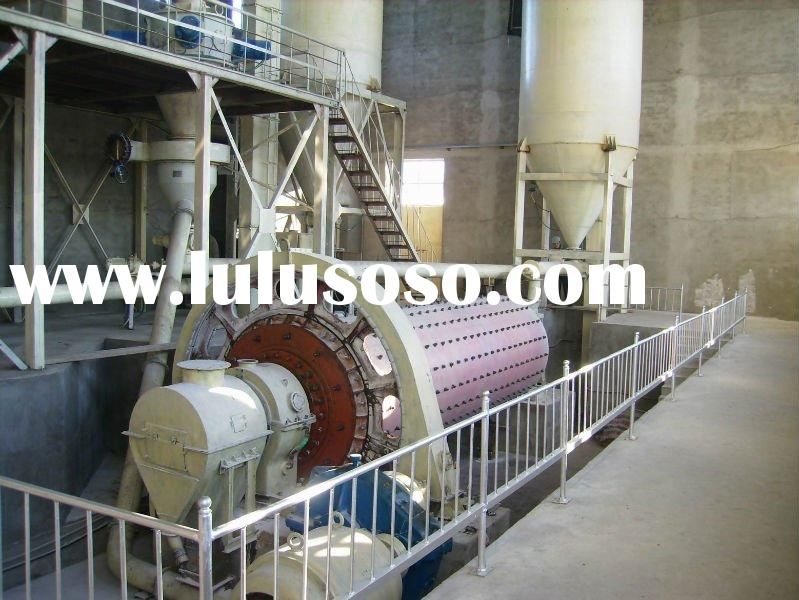Ball Mill Classifying Plant For Calcium Carbonate Powder