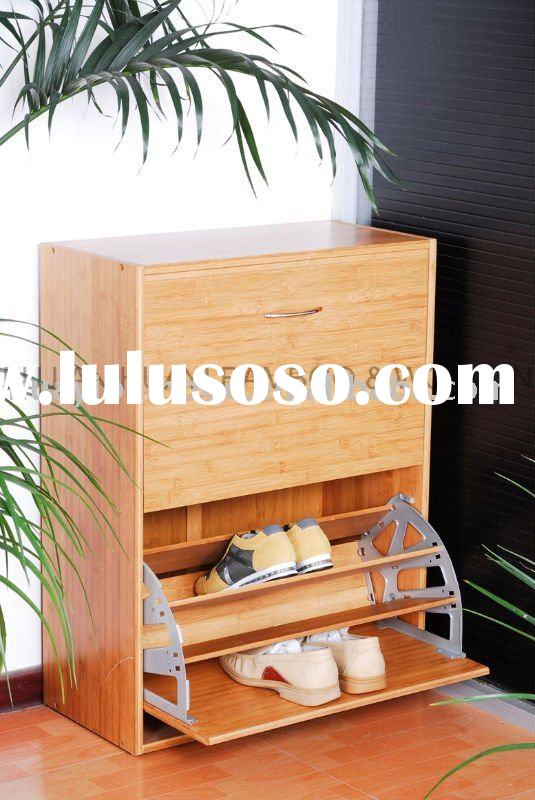 Bamboo Furniture Shoes Cabinet