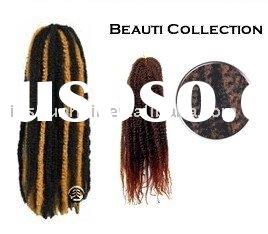 Beauty collection dread Marley kinky Braids-synthetic hair