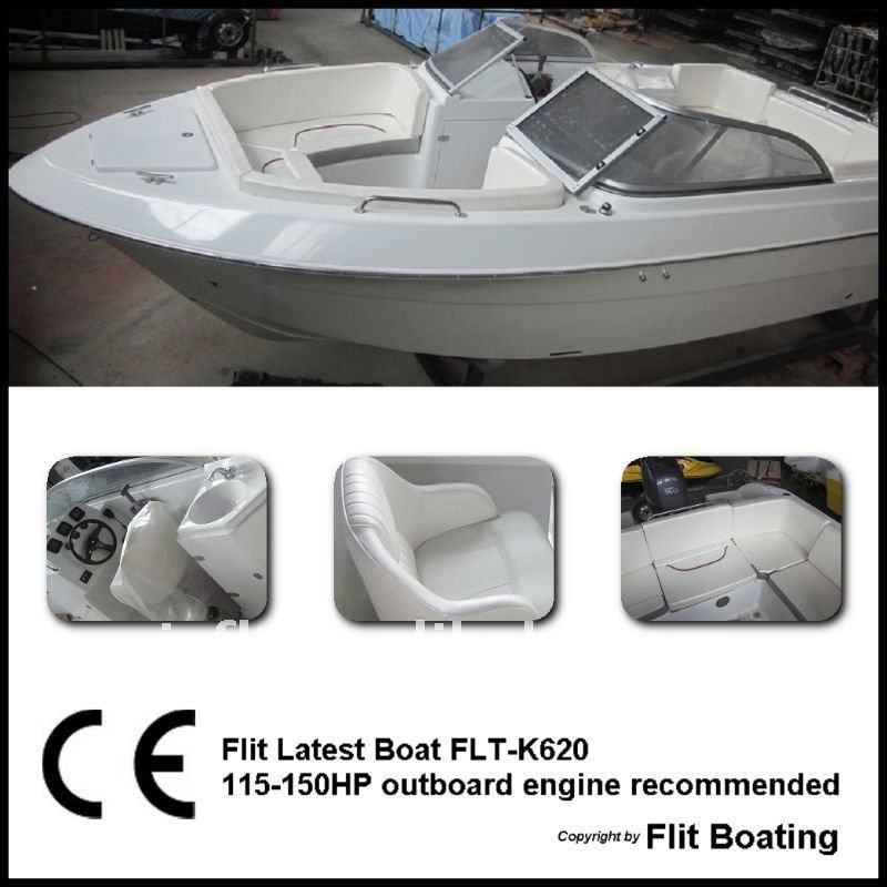 Best Selling FRP Family Leisure Boats For Sale