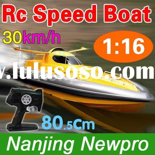 Big size 80.5cm Multifunctional High speed 30km/h Racing Boat RC Remote Control Flying Fish rc speed