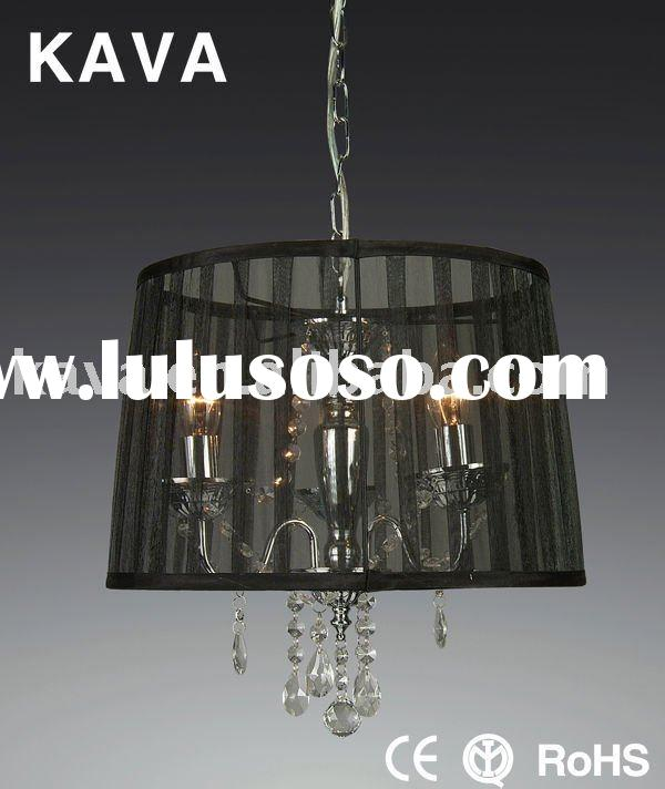 Rustic Wrought Iron Chandelier | Chandeliers and Shades