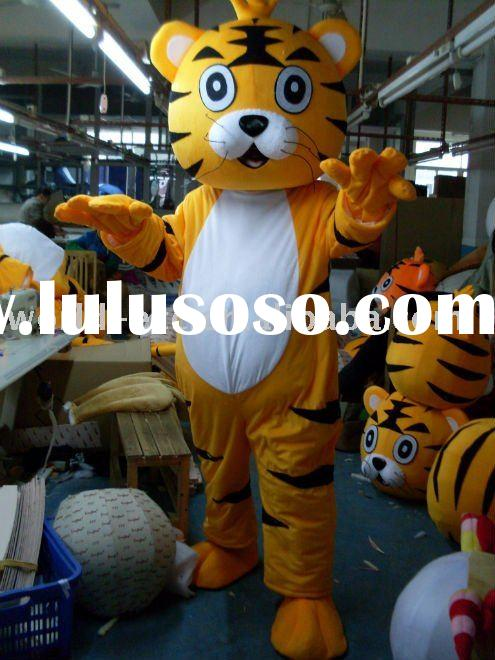 Mike The Tiger Mascot Costume