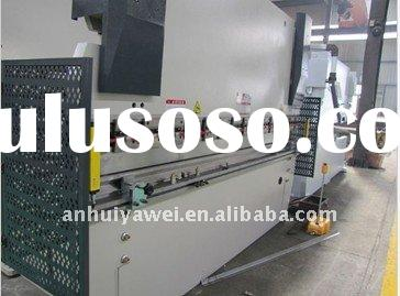 CNC press brake,hydraulic plate bending machine WC67K-200T4000