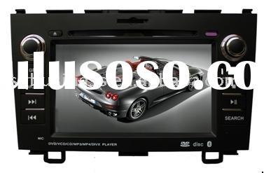 CRV special dvd with GSM/CDMA Mobile phone(put in the mobile GSM card into dvd player all function l