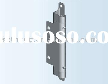 Cabinet door concealed removable hinge