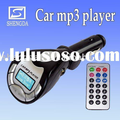 Car MP3 player with FM transmitter for Christmas Promotion 100% Guarantee
