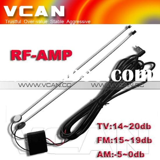 Car antenna for TV / Radio, Automobile FM/AM/TV antenna of Reception