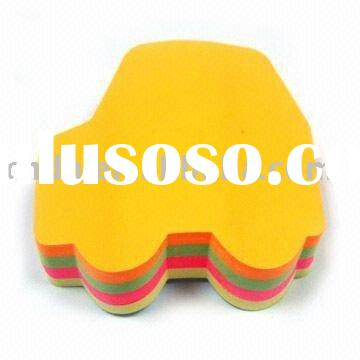 Car-shaped Sticky Note Pad