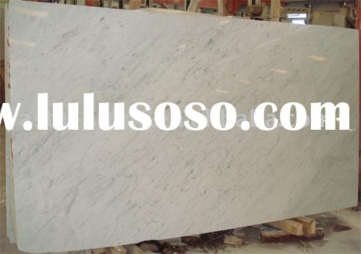 Carrera White Slabs,Marble Slabs,Tiles,Countertops,Vanity Tops